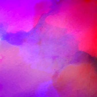 Purple and red watercolor background