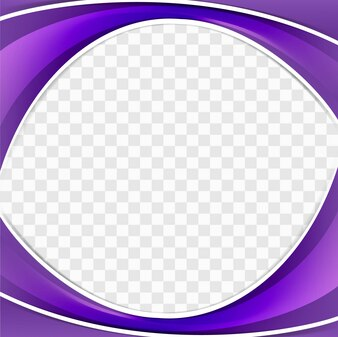 Purple background of wavy shapes