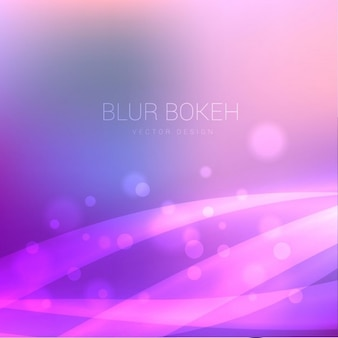 Purple blur bokeh background