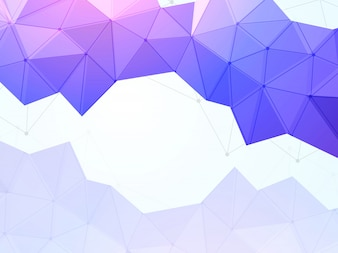 Purple geometrical background