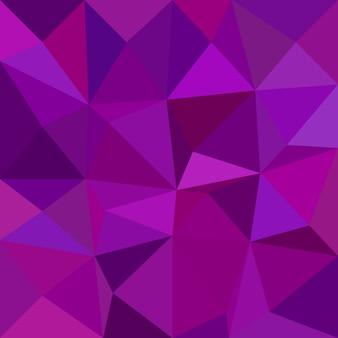 紫のモザイクの背景