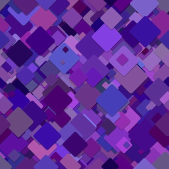Purple squares mosaic background