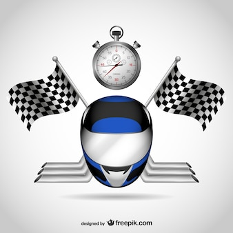 Racing elementss