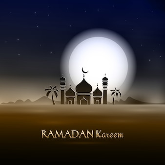 Ramadan background design