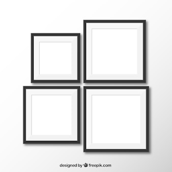 Realistic frames