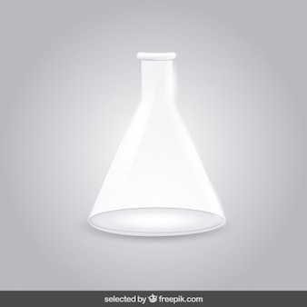 Realistic laboratory glass