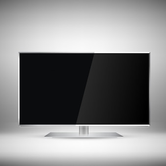 Realistic television design