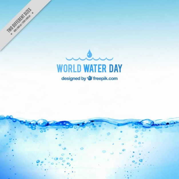 Water background Vector | Free Download