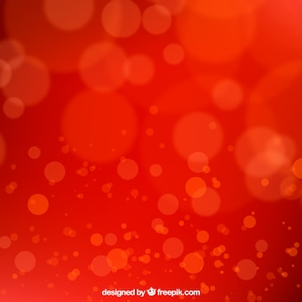 Red background with blurred effect