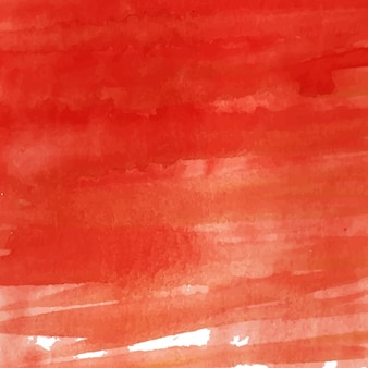 Red hand painted background