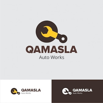 Repair company logo