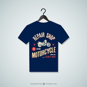 Repair shop t shirt