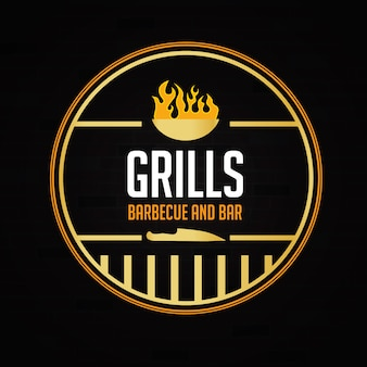 Grill Logo on modern house designs pictures