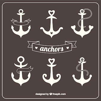 Retro anchors