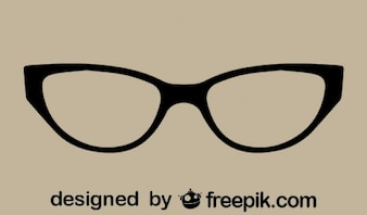 Retro Classic Cat Eye Glasses