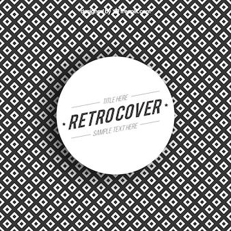 Retro geometric cover