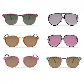 Retro Sunglasses Collection