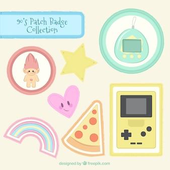 Retro theme patches