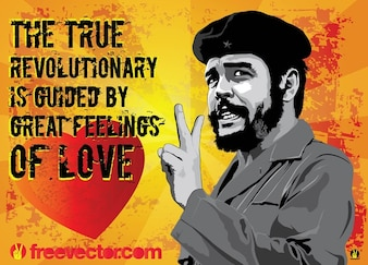 Revolutionary love vector