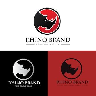 Rhinoのロゴテンプレート。