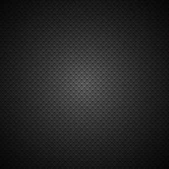 Rhombus black abstract background