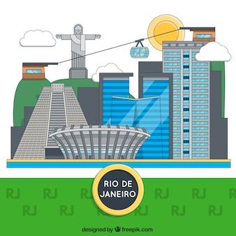 Rio de Janeiro buildings