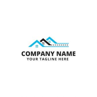Roadto housing logo template
