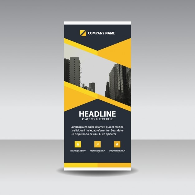 Vertical Banner Vectors, Photos and PSD files | Free Download