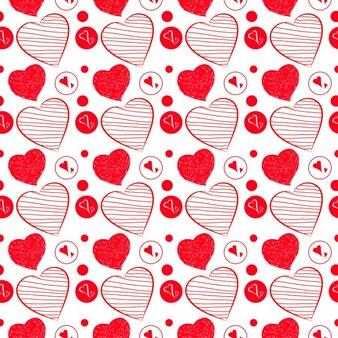 Romantic heart patron