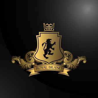 Royal background design