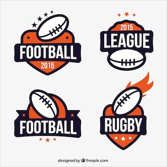 rugby league badges