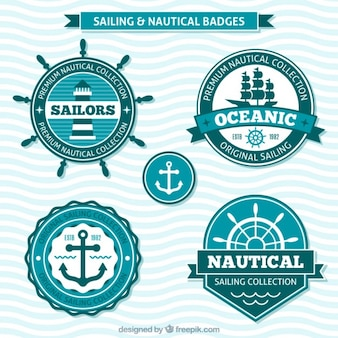 Sailing & nautical elements