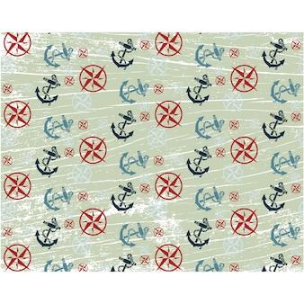 Sailing pattern design