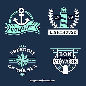 Sailor badges