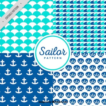 Sailor pattern collection