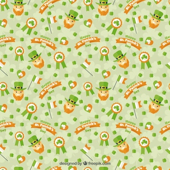 Saint Patrick Day Pattern