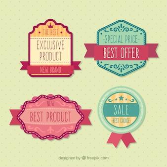 Sales Labels Pack