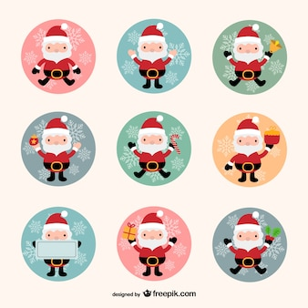 Коллекция Санта-Клаус
