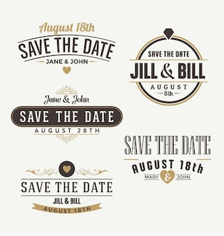 Design save the date online free in Perth