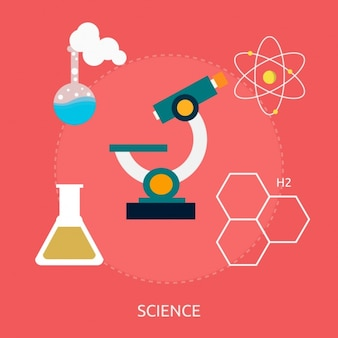Science elements design