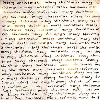 Scrawl scribble paper text art