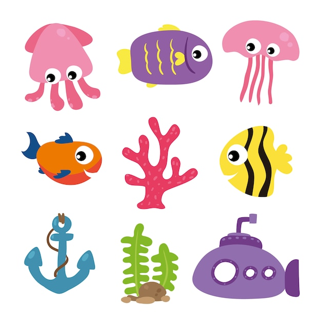 Underwater Vectors, Photos and PSD files | Free Download
