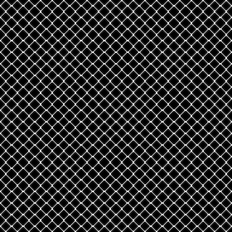 Seamless abstract monochrome square pattern