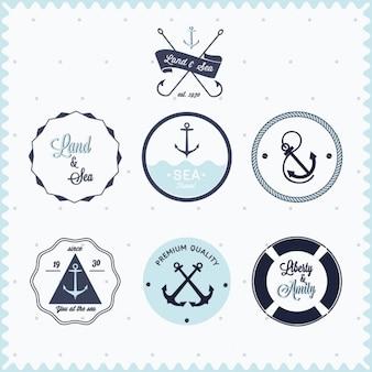 Seaworthy badges