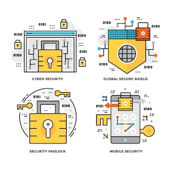 Security designs collection