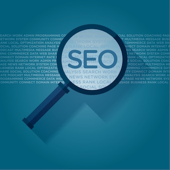 Seo background design