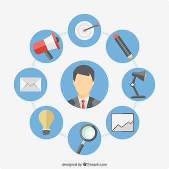 seo consultant concept