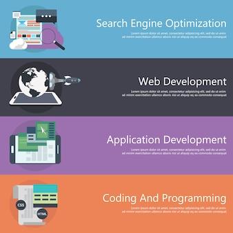 Seo, development, web programming