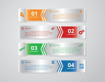 Shiny infographic template