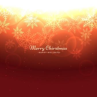 shiny merry christmas background